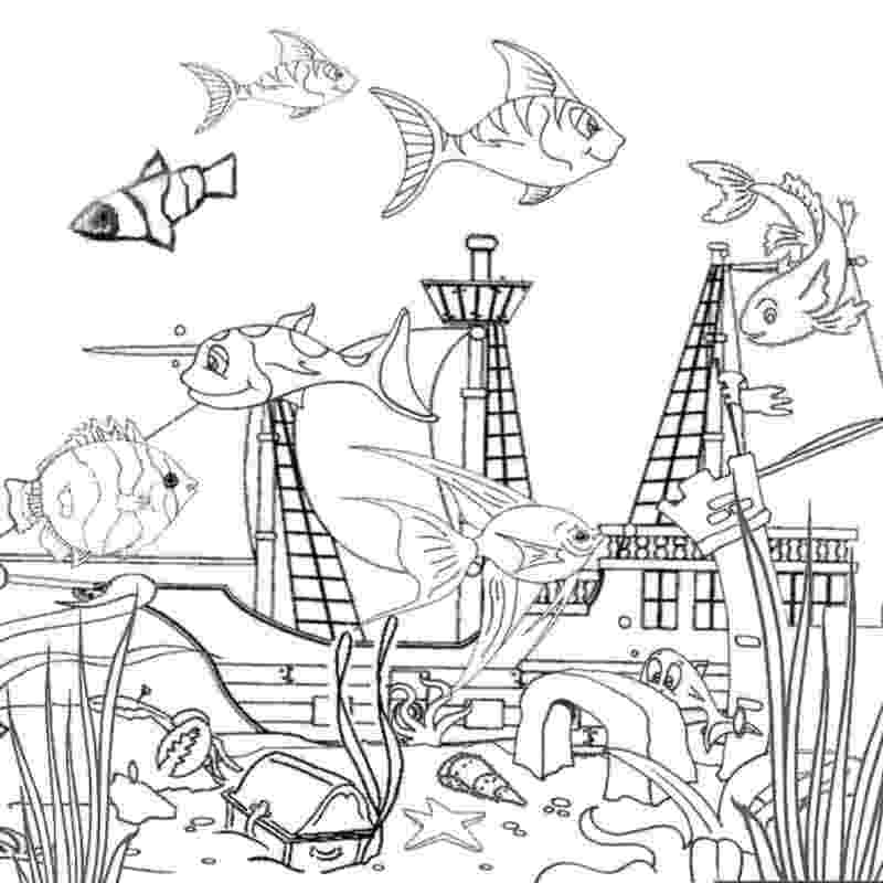 ocean animals coloring pages ocean animals coloring pages this is a coloring page coloring animals ocean pages
