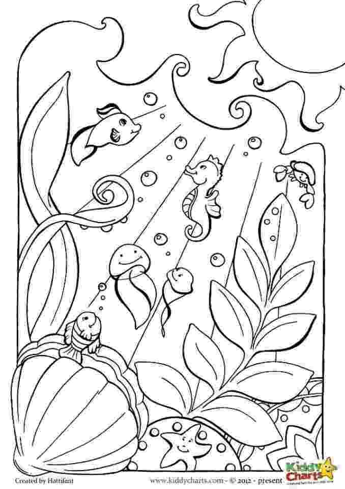 ocean animals coloring pages ocean seahorse3 animals coloring pages coloring book coloring animals pages ocean