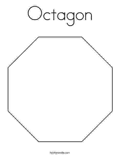 octagon coloring sheet because miracles happen octagon hexagon pentagon octagon coloring sheet