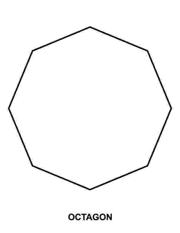 octagon coloring sheet o is for octagon coloring page d39nealian twisty noodle sheet coloring octagon