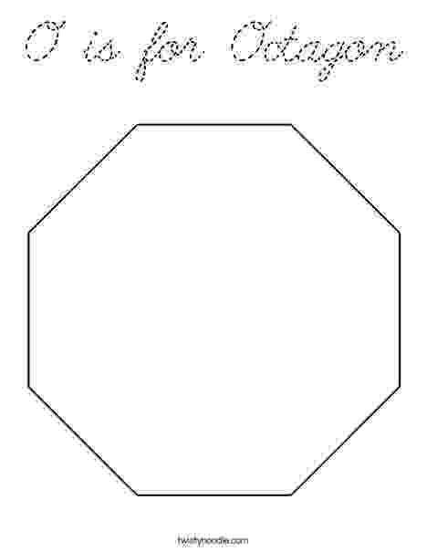 octagon coloring sheet octagon coloring sheet sheet octagon coloring