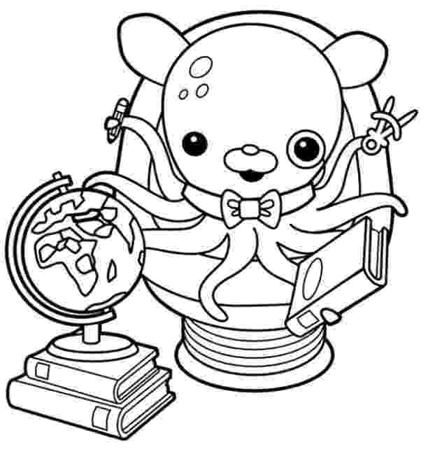 octonauts coloring octonauts coloring pages best coloring pages for kids coloring octonauts 1 2