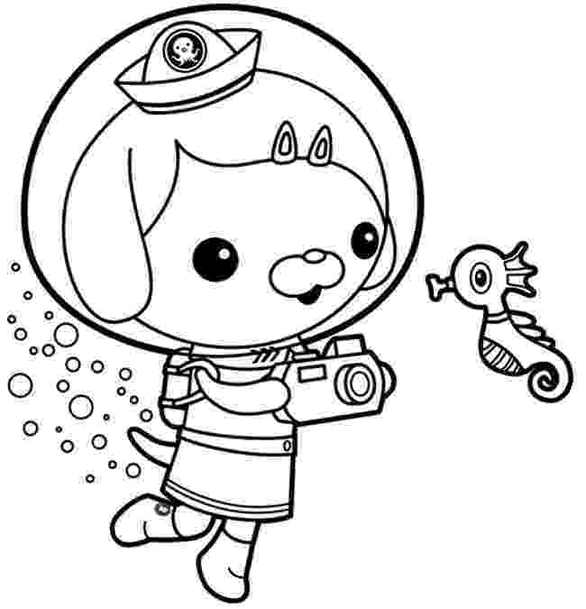 octonauts coloring octonauts coloring pages best coloring pages for kids octonauts coloring