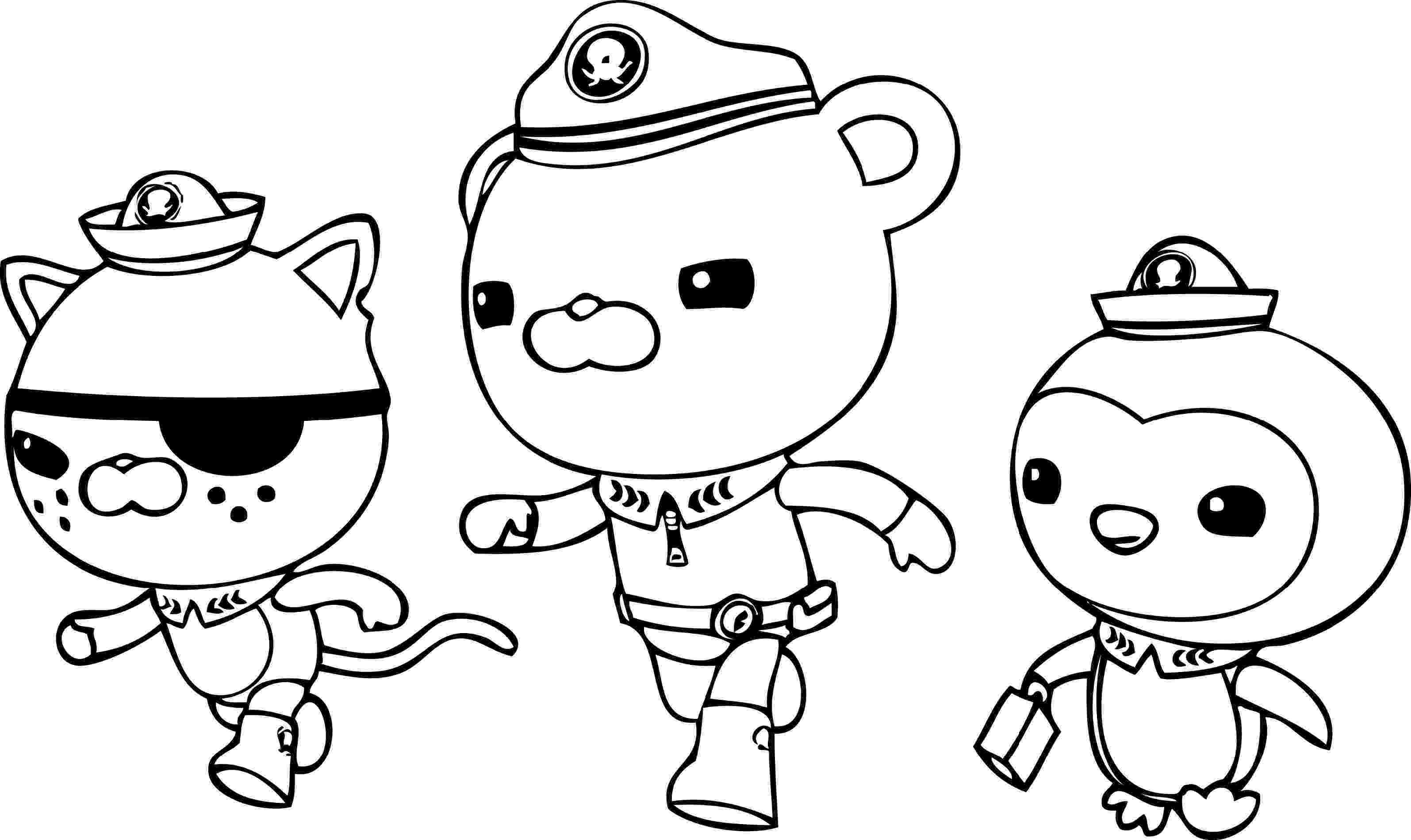octonauts coloring octonauts coloring pages for learning educative printable octonauts coloring