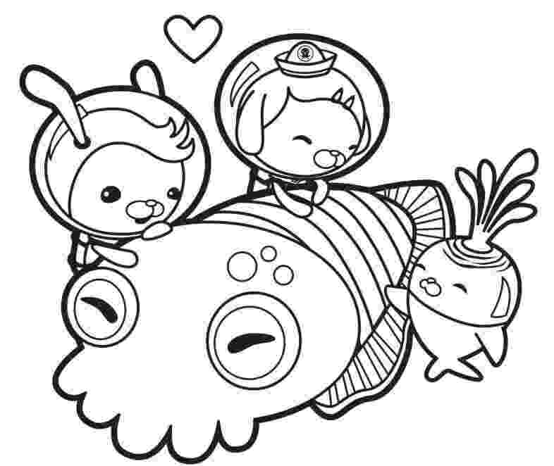 octonauts coloring octonauts coloring pages to download and print for free octonauts coloring