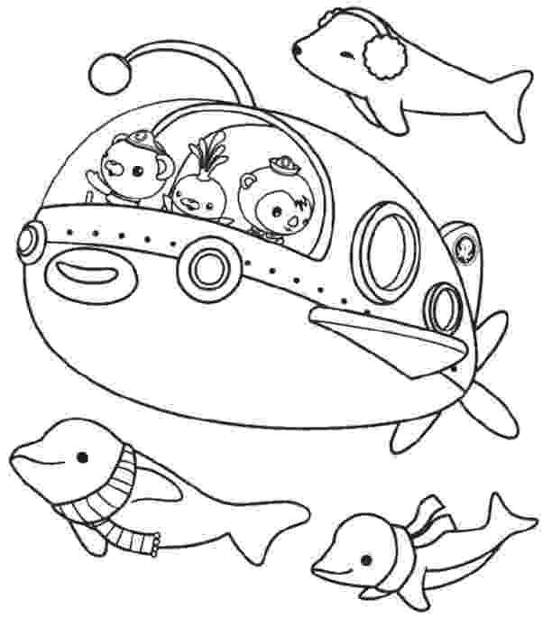octonauts coloring print download octonauts coloring pages for your kids octonauts coloring