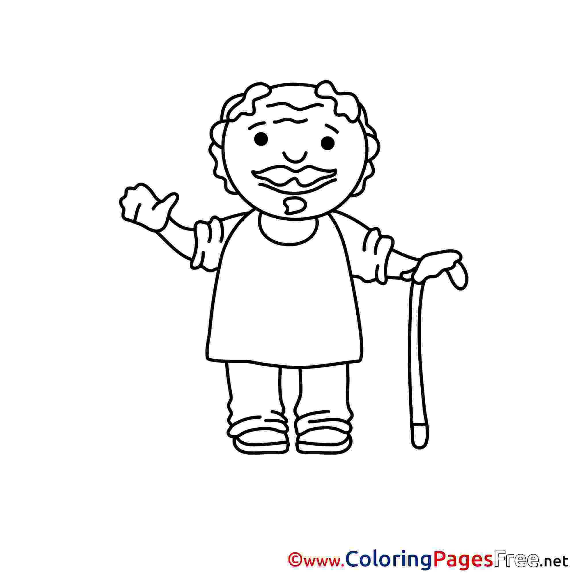 old man coloring pages american indian old man coloring page wecoloringpagecom man old pages coloring