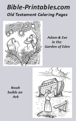 old testament coloring pages old testament coloring pages bible printables coloring testament old pages