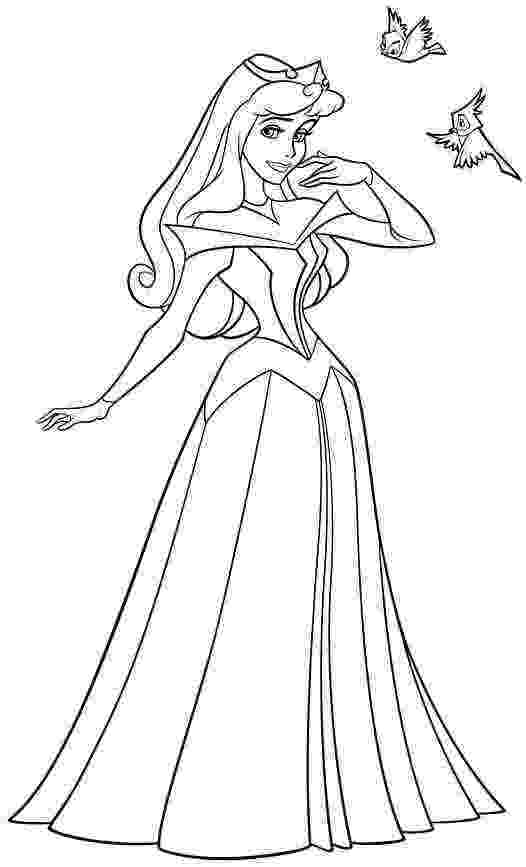 online coloring pages disney for free disney princess sleeping beauty aurora colouring pages coloring online pages for free disney