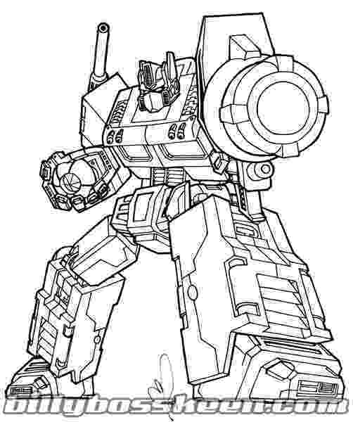 optimus prime coloring page free optimus prime coloring pages for older kids optimus coloring prime page