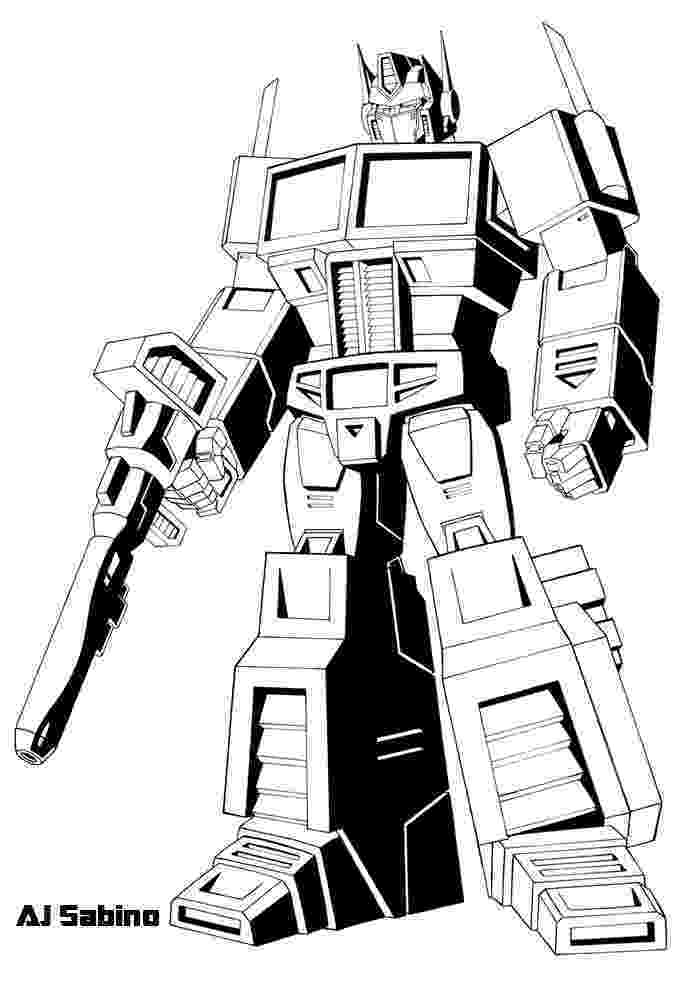 optimus prime coloring page optimus prime coloring page by markpkelly on deviantart page optimus prime coloring