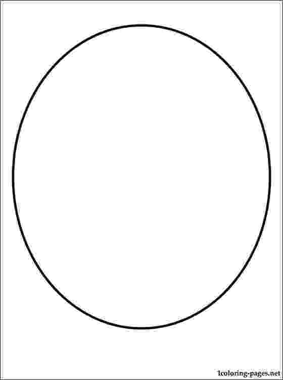 oval coloring page oval coloring page coloring pages oval page coloring