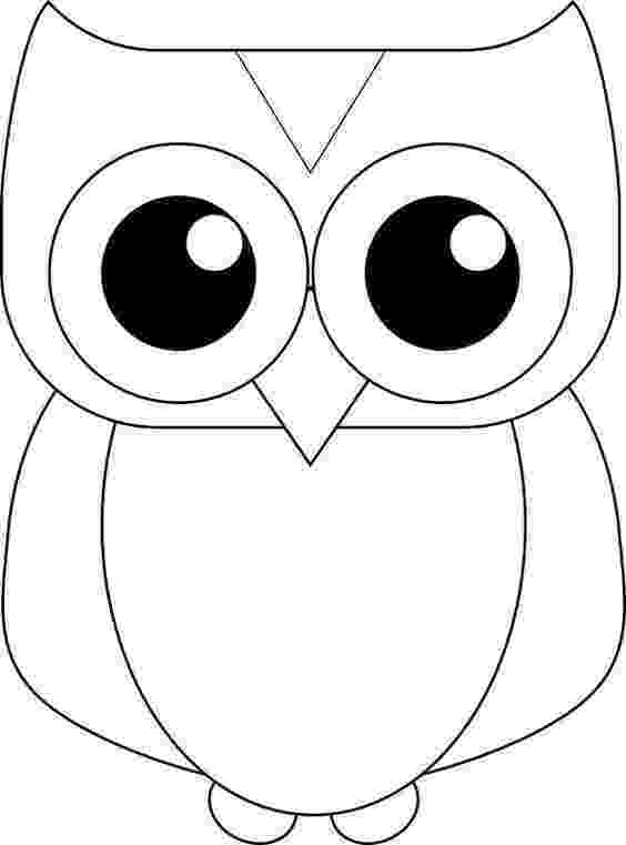 owl colouring template 69 best images about owl coloring pages on pinterest template colouring owl