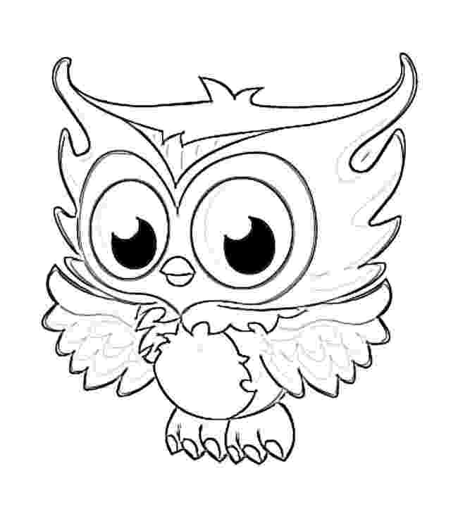 owl colouring template lost in paper scraps free digital owl day 2 template owl colouring