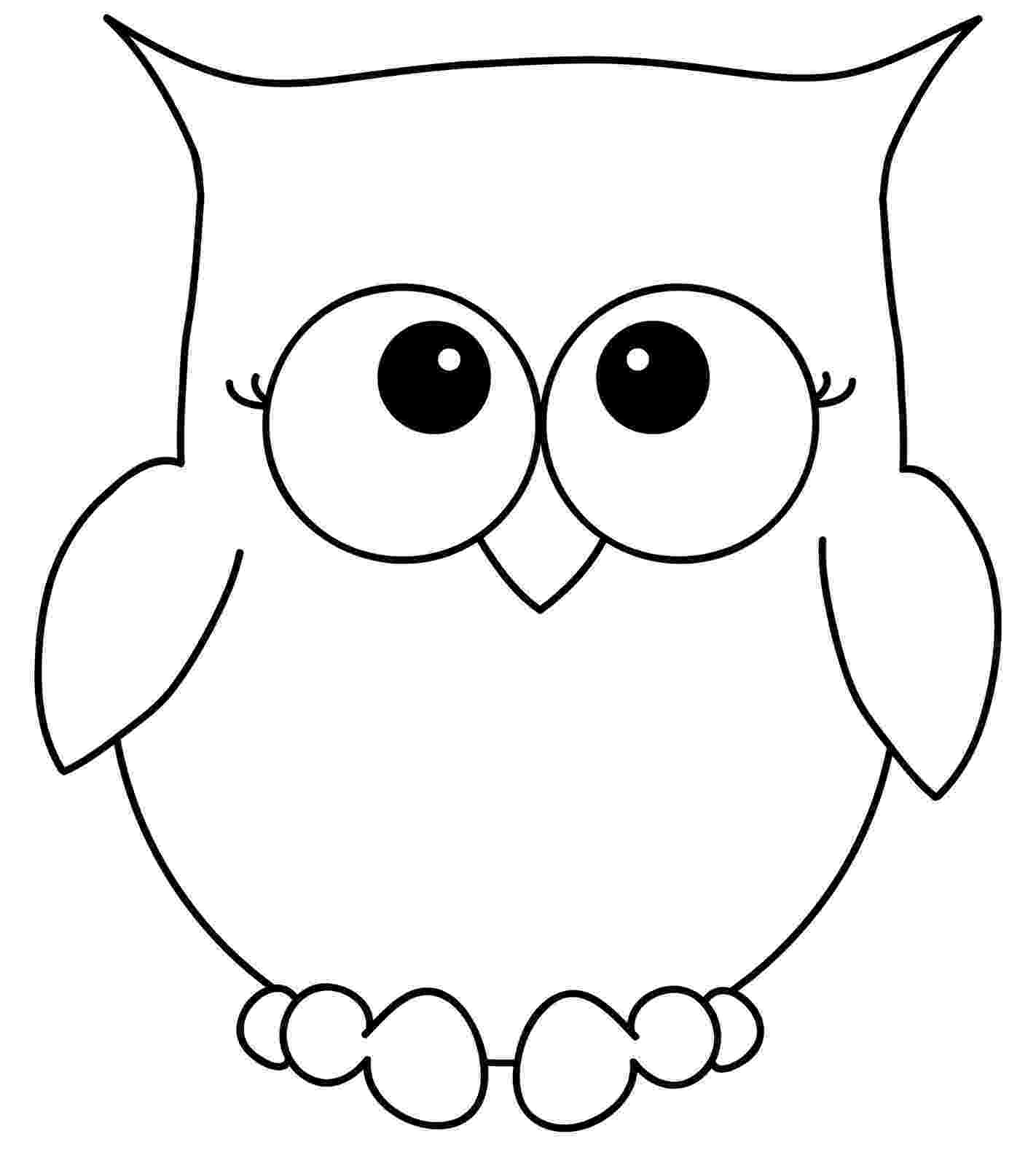 owl colouring template owl coloring pages print free printable cute owl coloring colouring template owl