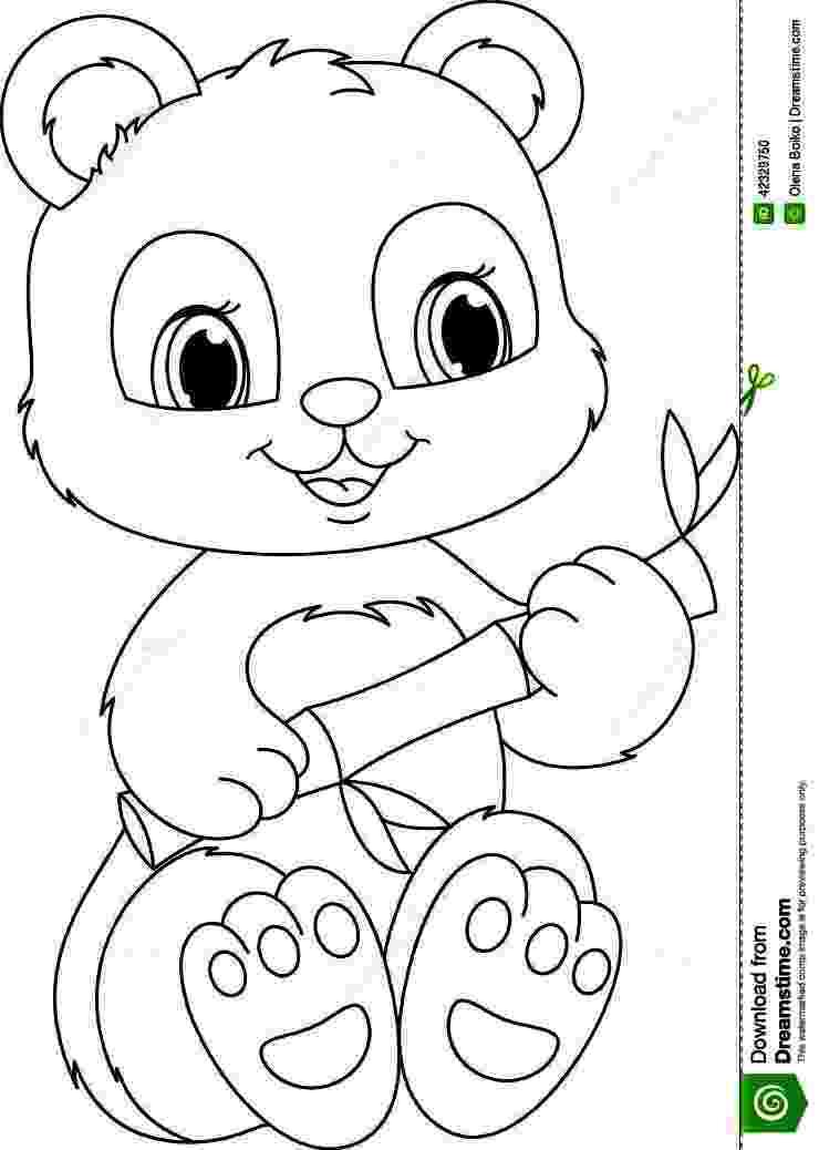 panda coloring sheets baby panda coloring pages coloring panda sheets