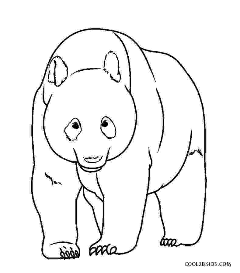 panda coloring sheets free printable panda coloring pages for kids cool2bkids sheets panda coloring