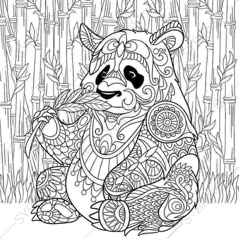 panda coloring sheets panda bear coloring pages to download and print for free sheets coloring panda