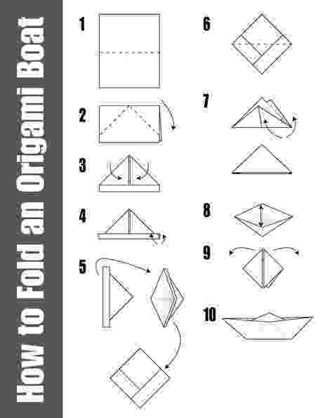 paper boat instructions printable how to make a paper boat projects of hanna zoon printable boat instructions paper