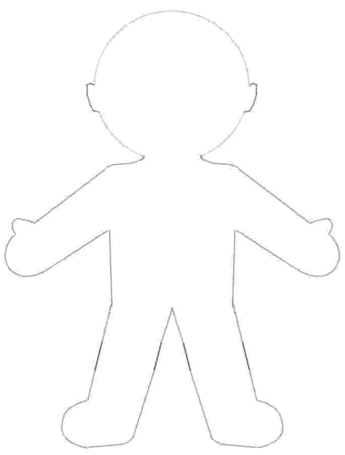 paper doll template girl paper doll template coloring page paper template doll