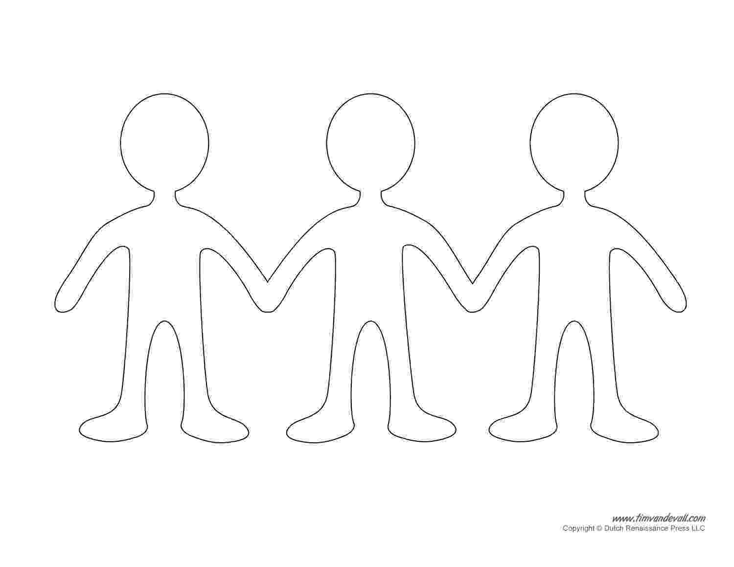 paper doll template paper doll template best coloring pages for kids doll template paper