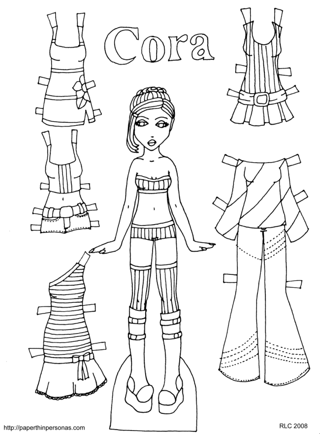 paper doll template printable paper doll templates make your own paper dolls paper doll template