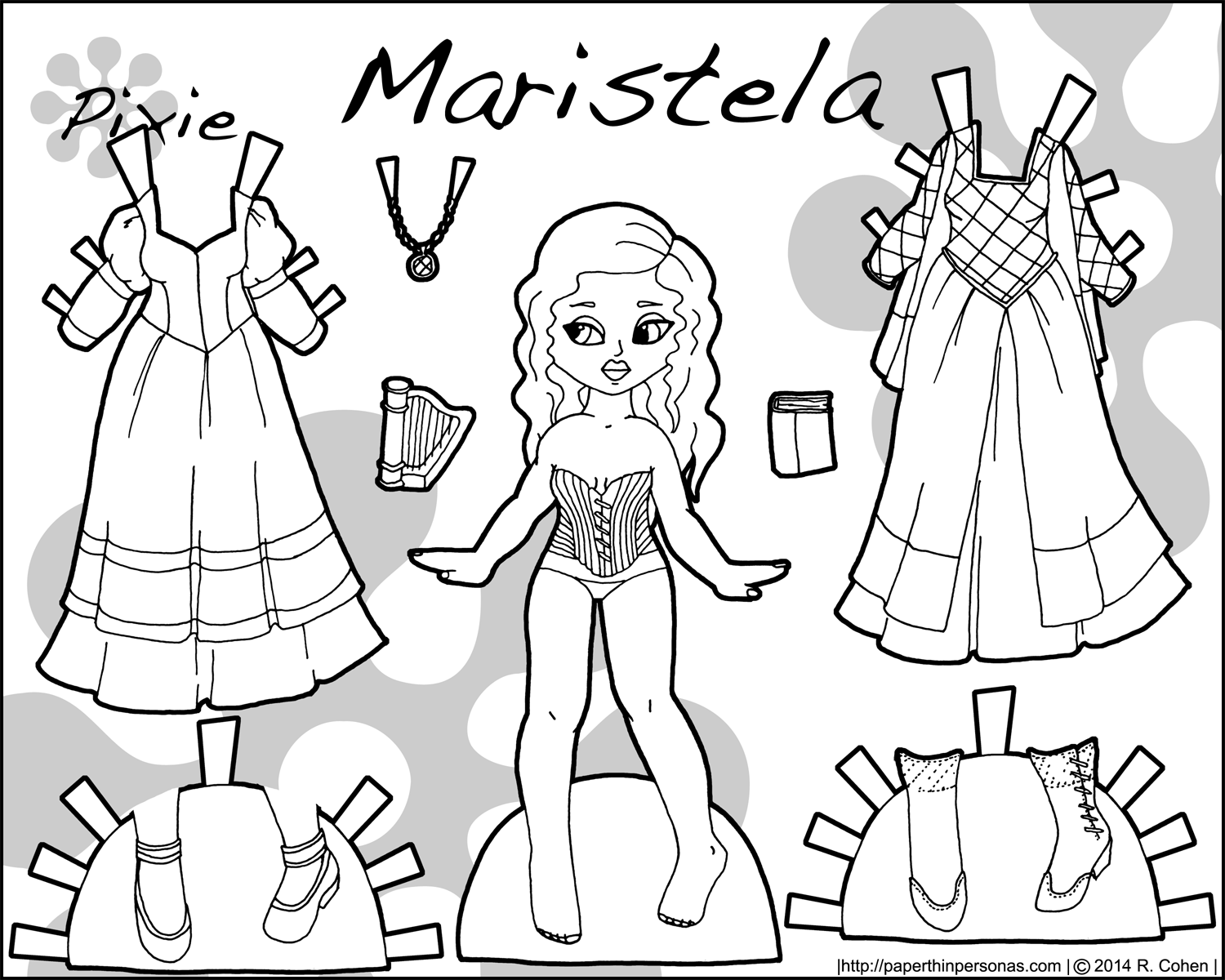 paper dress up dolls printable pixie puck archives page 2 of 10 paper thin personas paper printable dress dolls up