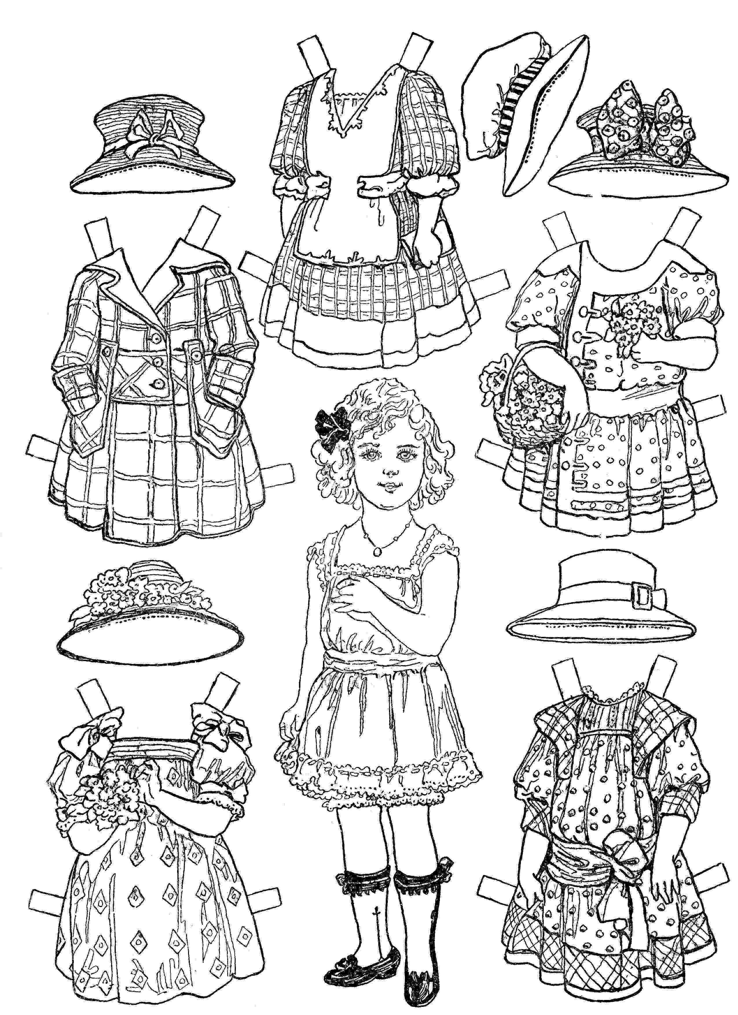paper dress up dolls printable printable paper dolls clothes and accessories paper dolls printable dress up
