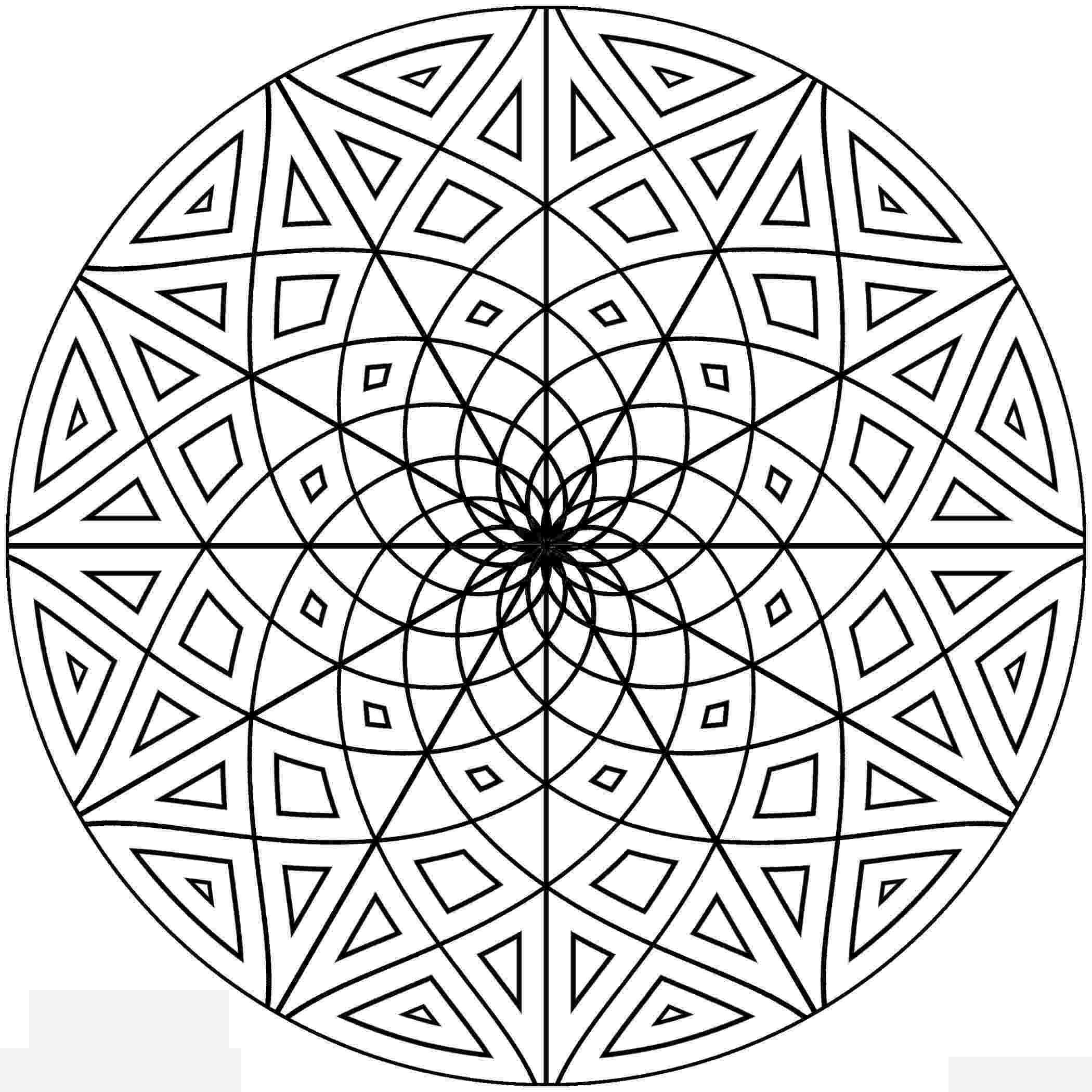 pattern colouring pages colouring designs thelinoprinter pages colouring pattern