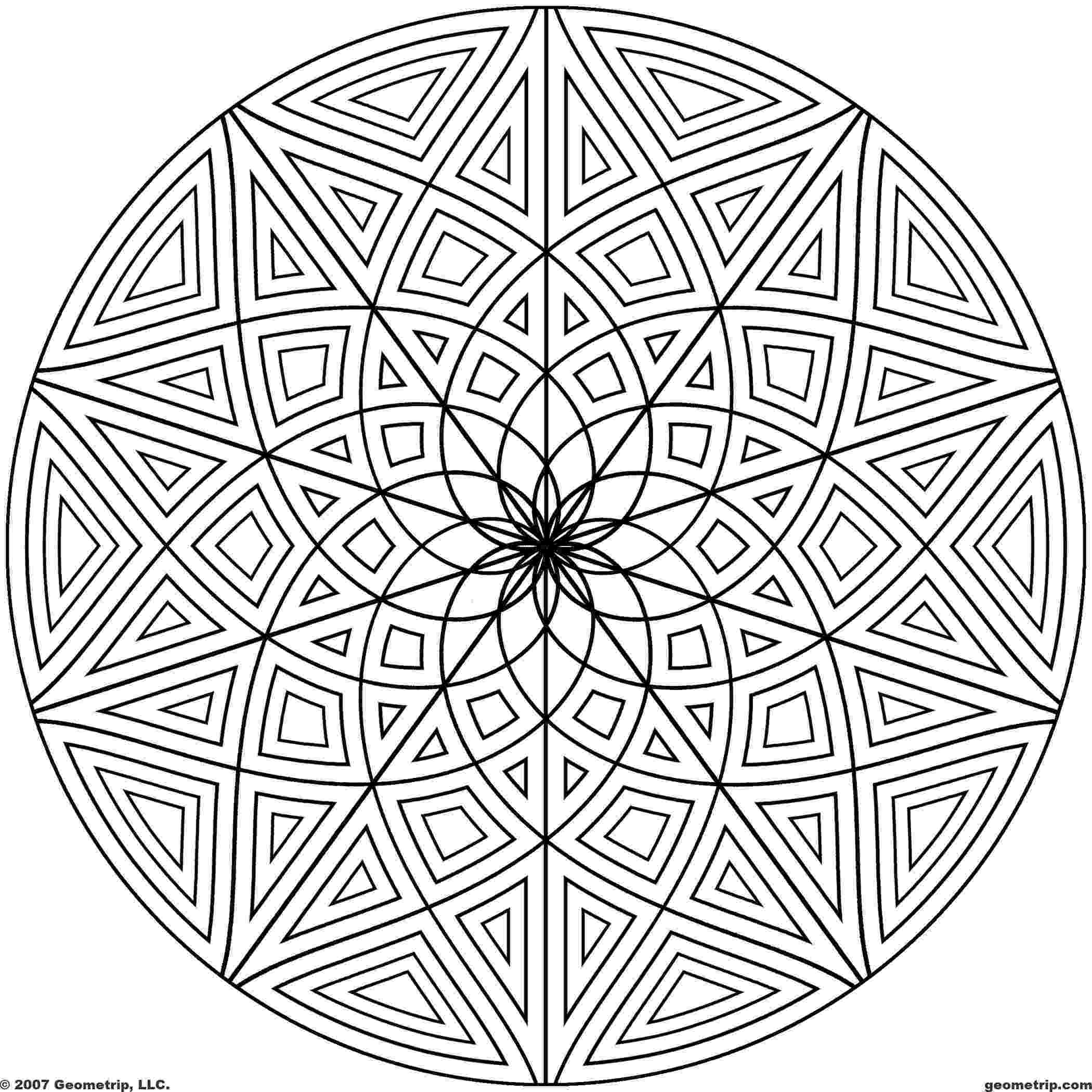 pattern colouring pages free printable geometric coloring pages for kids pattern pages colouring