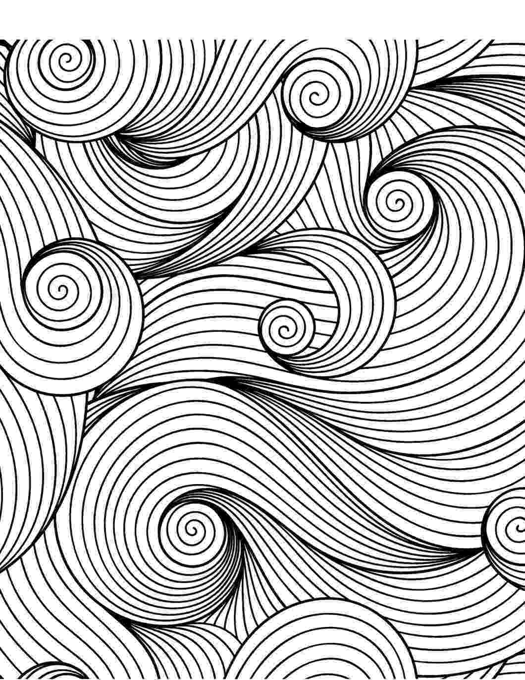 patterned coloring pages adult coloring pages to print to download and print for free coloring patterned pages