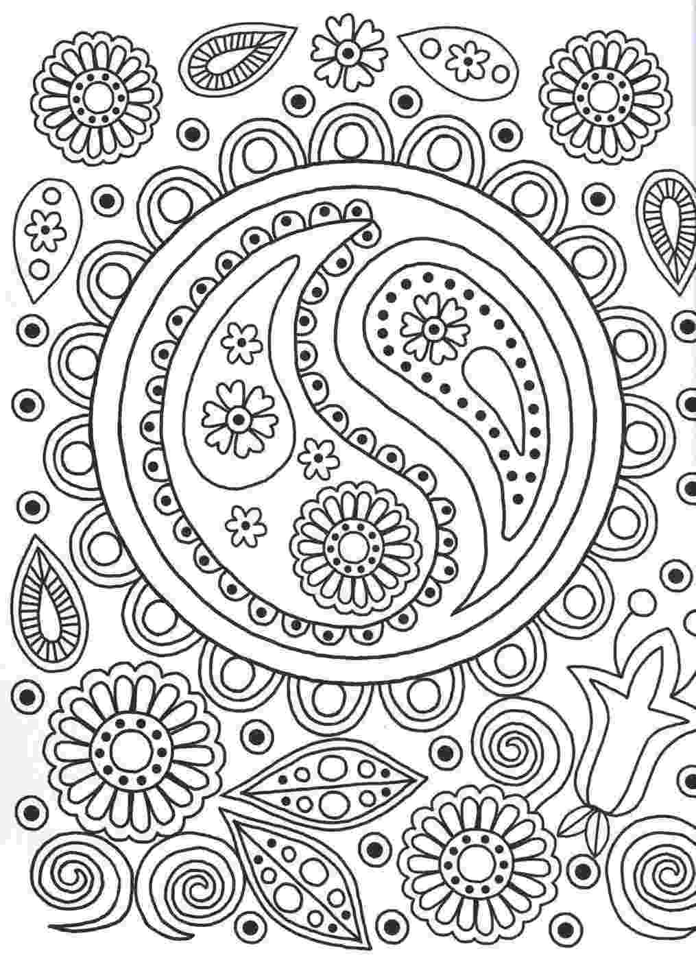 patterned coloring pages fox head with patterns foxes adult coloring pages patterned coloring pages