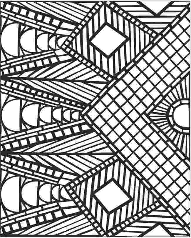 patterned coloring pages mosaic coloring pages to download and print for free pages patterned coloring