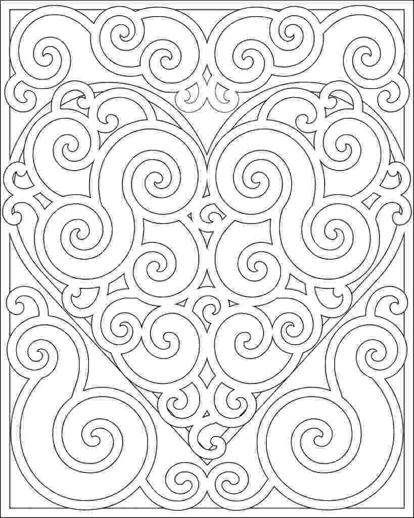 patterned coloring pages pattern coloring pages best coloring pages for kids coloring patterned pages