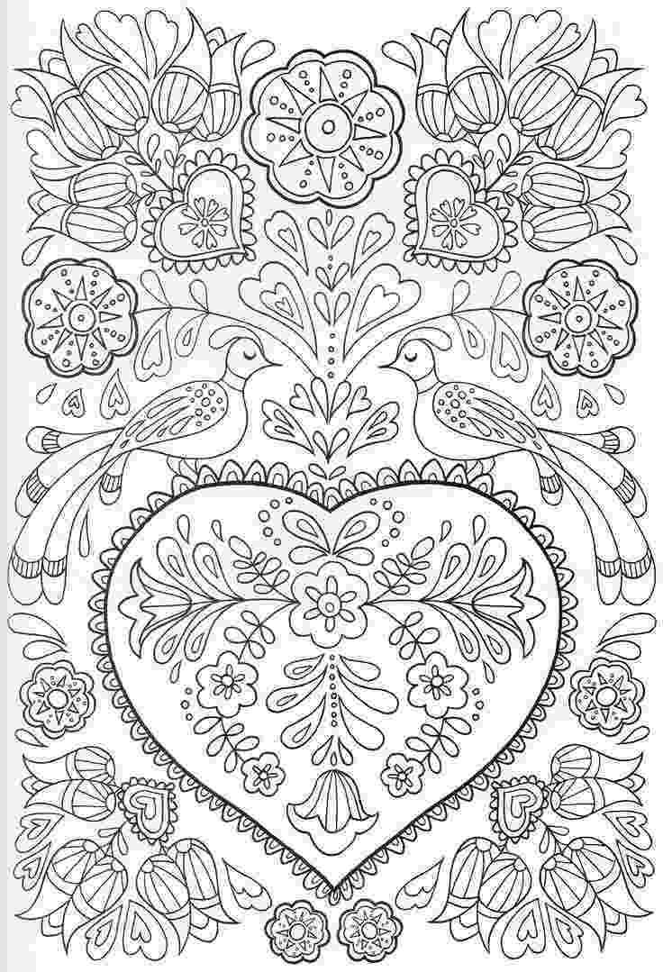 patterned coloring pages peace coloring pages to download and print for free pages coloring patterned