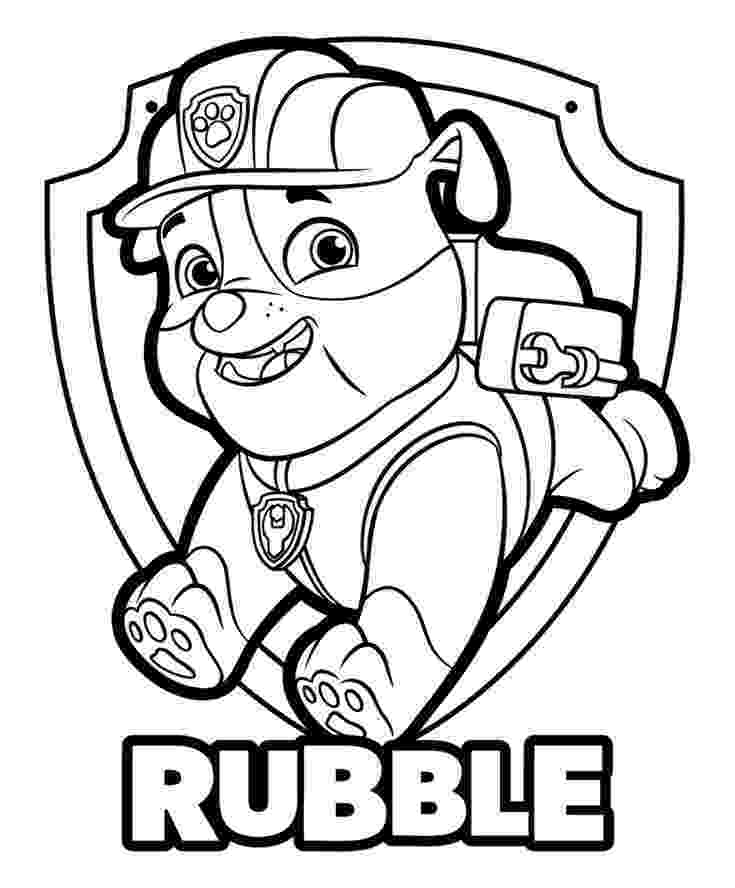 paw patrol coloring pages everest badge paw patrol drawing at getdrawingscom free for personal pages everest patrol coloring paw badge