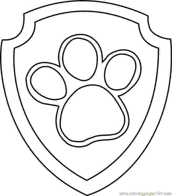 paw patrol coloring pages everest badge paw patrol everest coloring pages paw patrol coloring coloring patrol everest pages paw badge