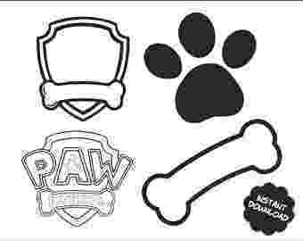 paw patrol pics paw patrol logo vector at getdrawingscom free for patrol pics paw