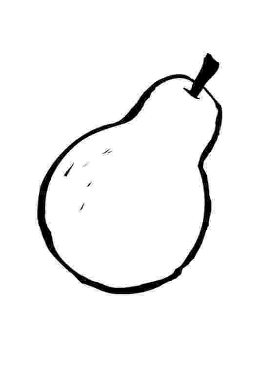 pear coloring page pears coloring pages team colors page pear coloring