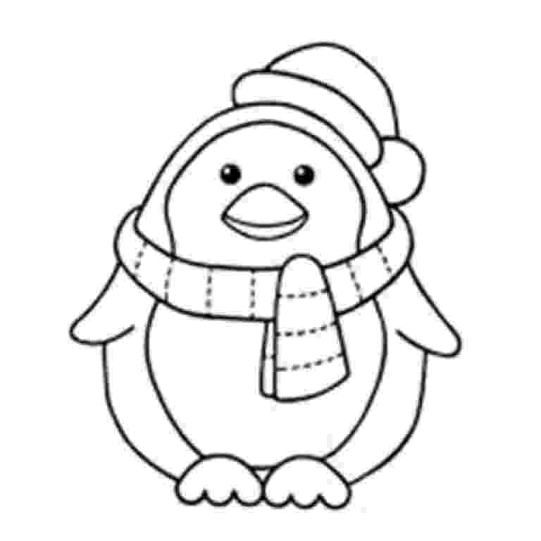penguin images to color printable penguin coloring pages for kids cool2bkids color penguin images to