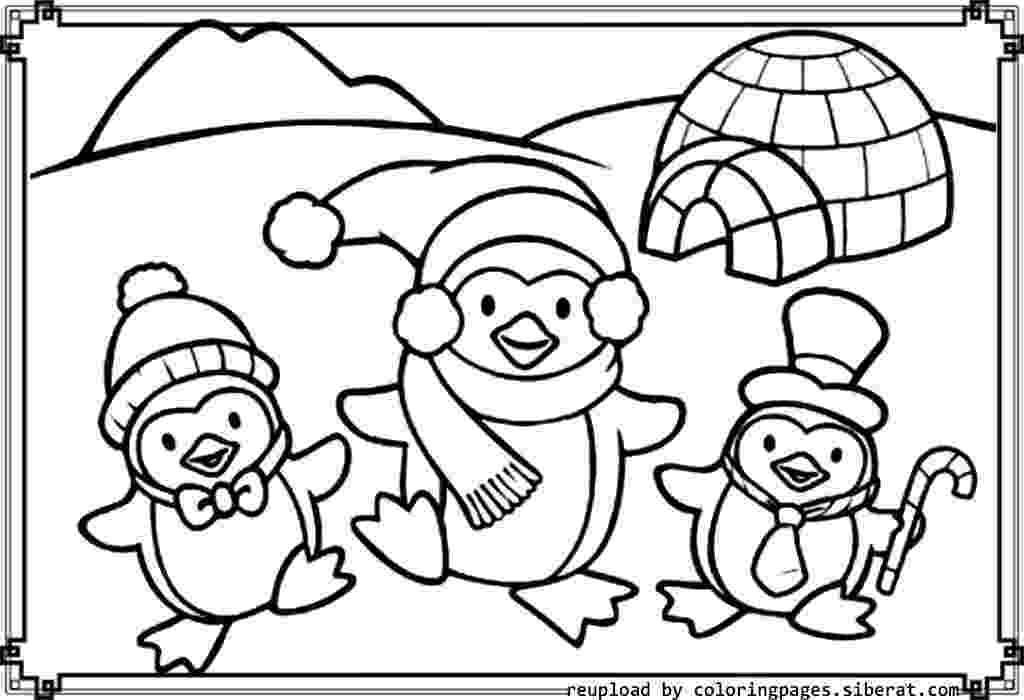 penguin printable coloring pages cute penguin coloring pages download and print for free penguin printable coloring pages