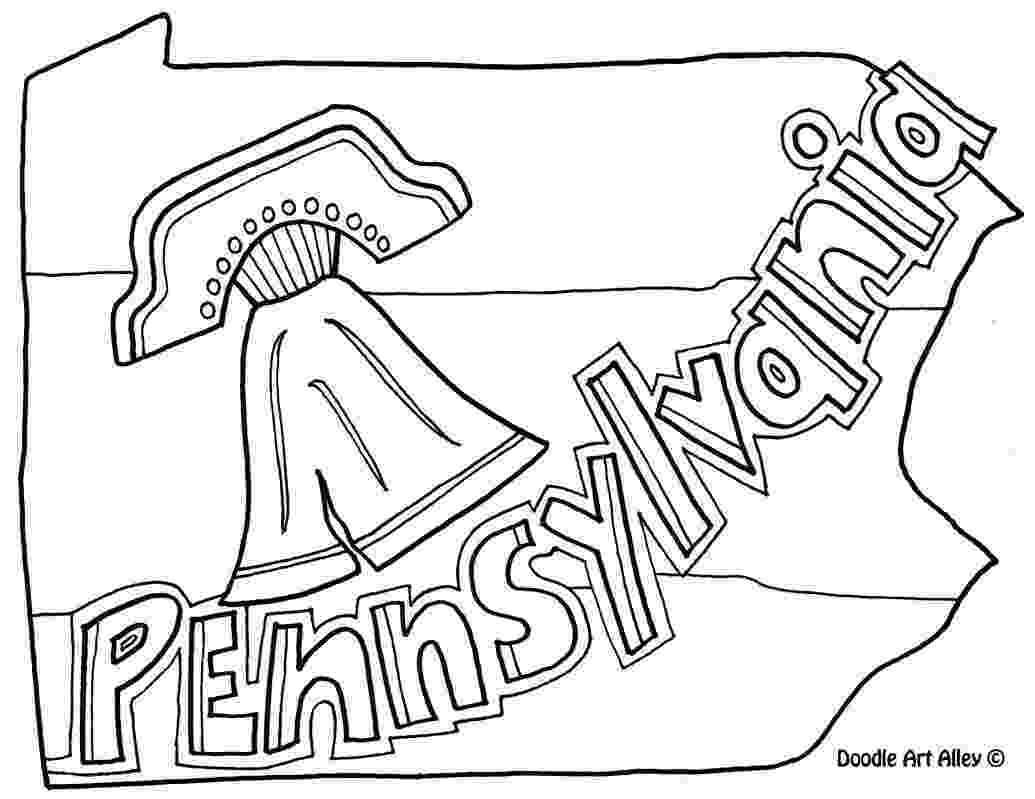 pennsylvania coloring pages coloring pages pa capitol pennsylvania coloring pages