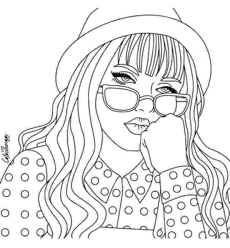 people coloring sheets coloring page fashion gal cute coloring pages sheets coloring people