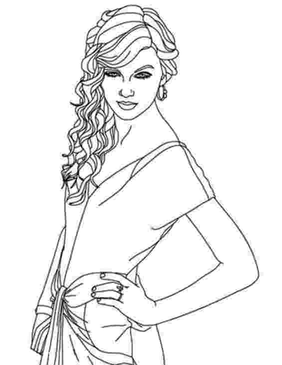 people coloring sheets nora tschirner german actress coloring pages hellokidscom sheets people coloring