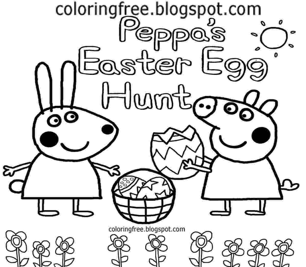 peppa pig color peppa pig coloring pages coloring pages to download and peppa pig color