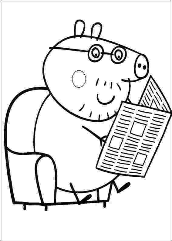 peppa pig coloring book peppa pig coloring pages getcoloringpagescom coloring pig book peppa