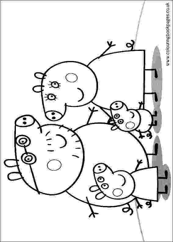 peppa pig coloring printable coloring pages peppa pig coloring home peppa pig coloring