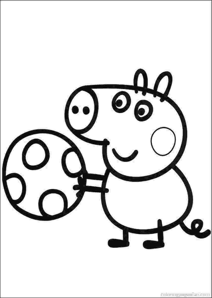 peppa pig colouring printables peppa pig39s royal family coloring page free printable colouring printables pig peppa