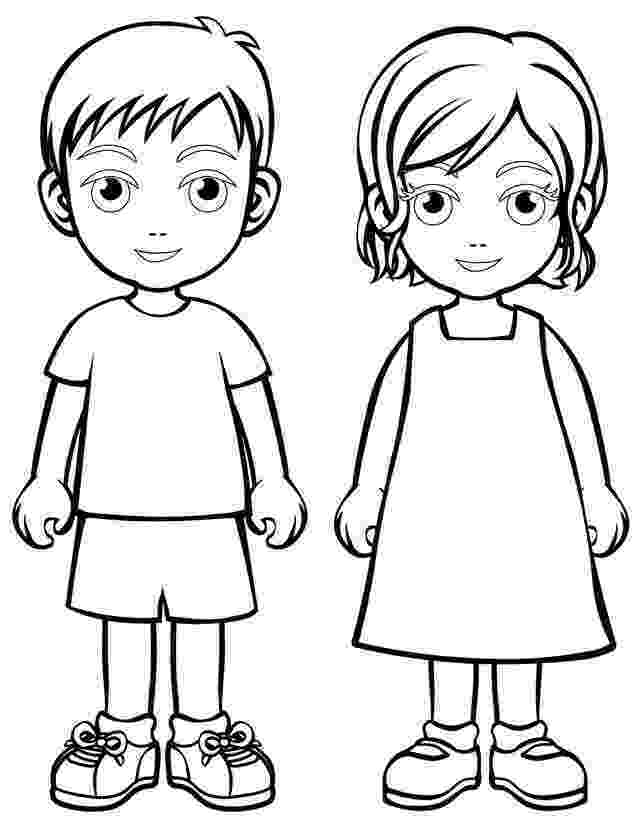 person coloring page free colouring pages coloring page person