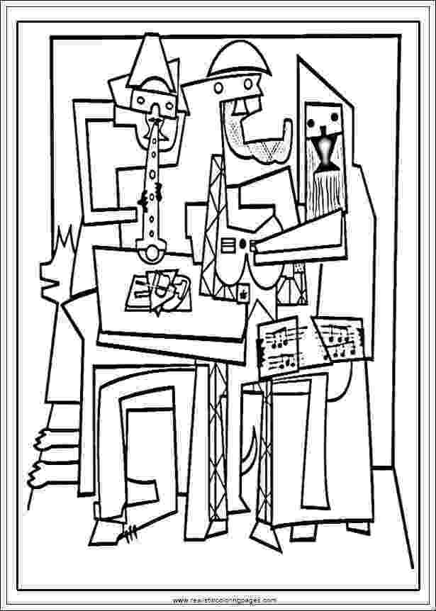 picasso coloring book 206 best images about pintar arte on pinterest keith book coloring picasso